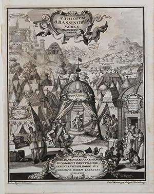 Aethiopum Abassinorum mores et consuetudines: Henrick SCHERER