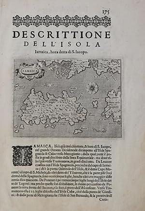 Descrittione dell'isola Iamaica, hora detta di S. Iacopo: Tommaso PORCACCHI