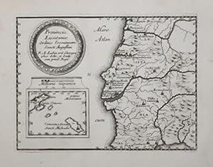 Provincia Lusitaniae: Augustin LUBIN