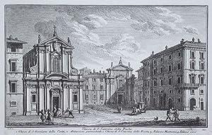 Chiesa di S. Caterina della Ruota: Giuseppe VASI