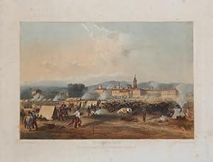 Novara - Campo dei cacciatori d' Africa: Carlo BOSSOLI