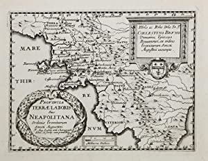 Provincia Terra Laboris sive Neapolitana: Augustin LUBIN