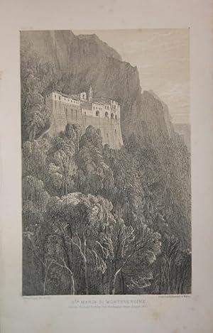 Santa Maria di Montevergine: Edward LEAR