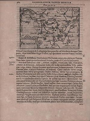 Picardia: Jodocus HONDIUS