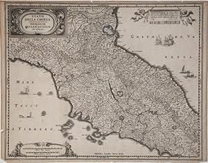 Stato della Chiesa. Dominum Ecclesiasticum in Italia: Hendrick HONDIUS