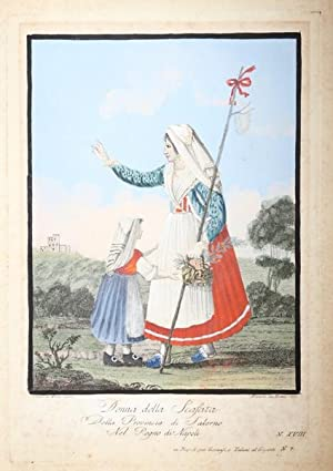 Donna della Scafata Della Provincia di Salerno nel Regno di Napoli: Secondo BIANCHI