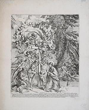 Il sogno di Giuseppe.: Pietro TESTA detto