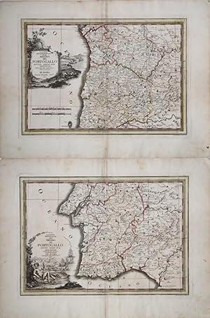 La parte Settentrionale del Regno di Portogallo: Giovanni Maria CASSINI