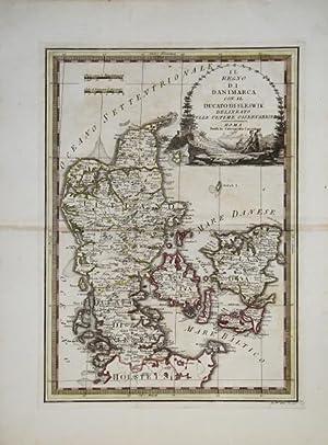 Il Regno di Danimarca con il Ducato: Giovanni Maria CASSINI
