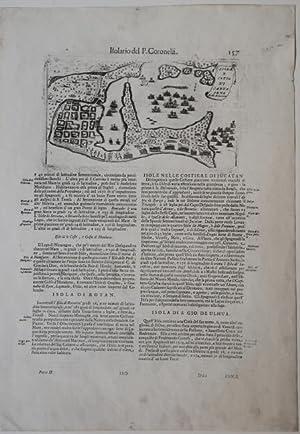 Isola e Citta di Cartagena Nell'America: Vincenzo Maria CORONELLI