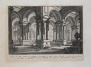 Gruppo di Scale: Giovan Battista PIRANESI