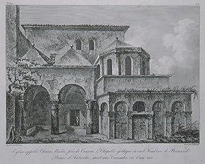 Eglise applée Chiesa madre, prés de Canosa…: Richard de SAINT NON