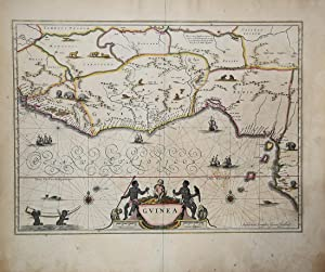 Guinea: Johannes JANSSONIUS