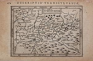 Trassilvania: Jodocus HONDIUS II