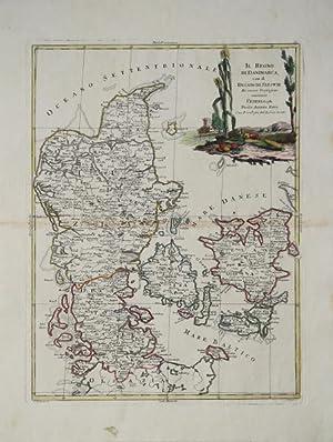 Il Regno di Danimarca con il suo Ducato di Sleswik: Antonio ZATTA