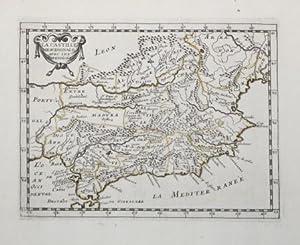 La Castille Meridionale Avec ses Dependeces: Philippe BRIET