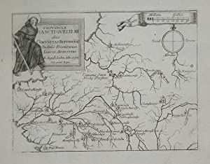 Provincia Sanctigvillelmi alias Comvnitas Bitvricesis: Augustin LUBIN