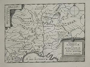 Provincia Narbonae et Bvrgvndiae: Augustin LUBIN
