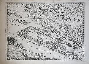Contado di Zara Parte della Dalmazia: Vincenzo Maria CORONELLI