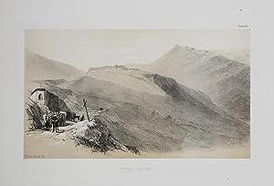 Civita d'Antino: Edward LEAR