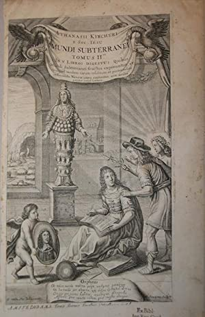 Mundus Subterraneus: Athanasius KIRCHER