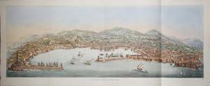 Vue Générale Du Port De La Ville de Gènes: Pierre CLOCHAR