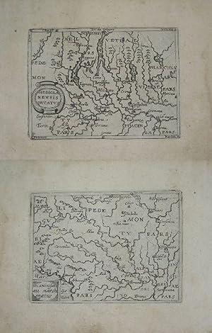 Montisferati Marchionatus / Mediolanensis Dvcatvs: Cyprian EICHOVIUS