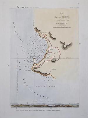 Plan du Phare de Trieste: Philippe J. COULIER