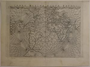 Carta Marina Nuova Tavola: Girolamo RUSCELLI