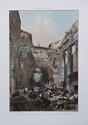 Portico d'Ottavia e Pescheria: Felix BENOIST