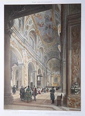 Chiesa di Santo Luigi de' Francesi: Felix BENOIST