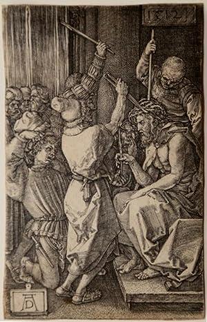 Cristo coronato da spine: Albrecht DURER
