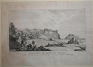 Tropea veduta dalla marina verso Pargalia: Antonio ZABALLI