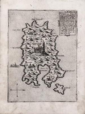 Palmosa Patmo antiquam.e detto Insula…: Giovanni Francesco CAMOCIO