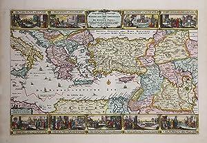 Geographische Beschryvinghe van de Wandeling der Apostelen ende de Reisen Pauly: Nicolas VISSCHER I