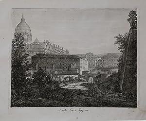 Porta Cavalleggieri: Luigi Ricciardelli