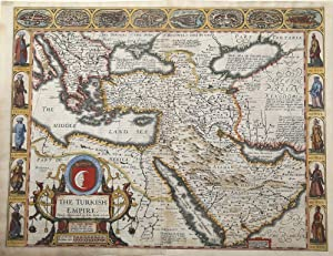 The Turkish Empire newly augmented by John Speed 1626
