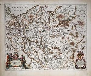 Novissima Poloniae Regni Descriptio: Johannes JANSSONIUS