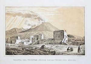 Veduta del Vesuvio: Filippo CIRELLI