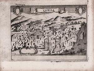 Conza: Giovanni Battista PACICHELLI