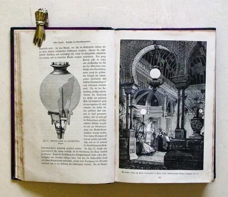 Das elektrische Licht und die elektrische Beleuchtung.: Uhland, W. H.