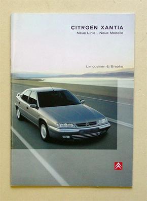 Citroën Xantia - Neue Linie - Neue