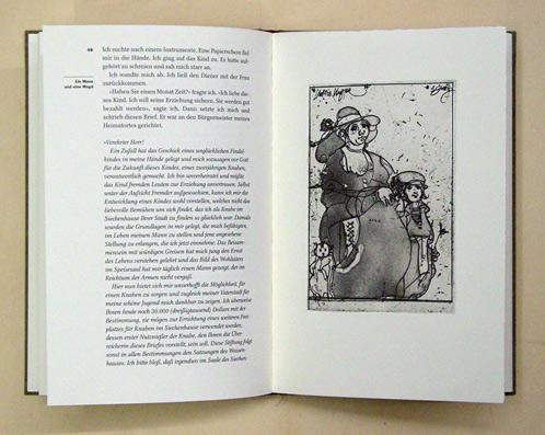 Knaben und Mörder. Zwei Erzählungen. Mit zwei: Ungar, Hermann -