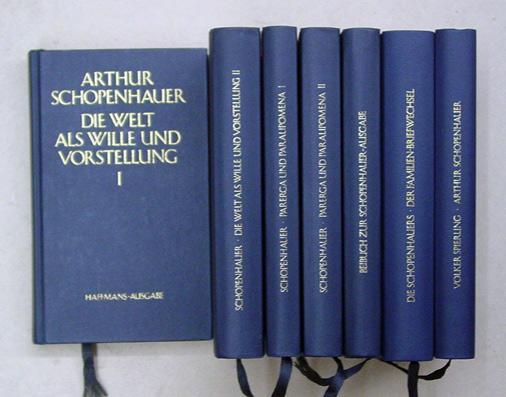 Werke in 5 Bänden. [4 (von 5): Schopenhauer, Arthur -