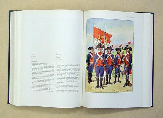 Schweizer Uniformen 1700 - 1850. Die Uniformen: Petitmermet, Roland -