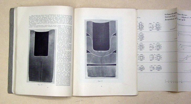 Die Hydraulischen Schmiede Pressen. Nebst Einer Untersuchung über: Hofmann,  Franz Jos[