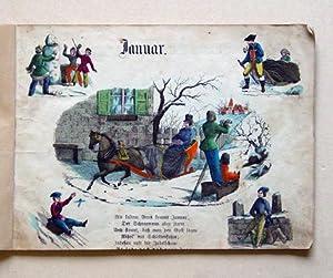 Januar - December [Kinderkalender].