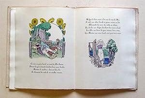 La fermiere nue. Vers de L. C. Royer. Dessins de Carlègle.: Royer, L[ouis-] C[harles]