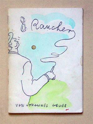 8 Raucher von Johannes Geuer.: Geuer, Johannes -