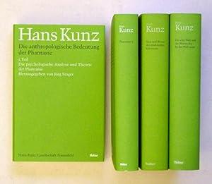 Bd. 1/I: Phantasie I: Die psychologische Analyse und Theorie der Phantasie; Bd. 1/II: Die...
